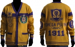View Buying Options For The Omega Psi Phi Divine 9 S5 Mens Sweater