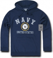 View Buying Options For The RapDom US Navy Mens Pullover Hoodie