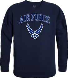 View Buying Options For The RapDom Air Force Mens Crewneck Sweatshirt
