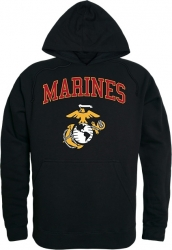 View Buying Options For The RapDom Marines Mens Pull Over Hoodie