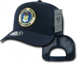 View Buying Options For The RapDom Air Force Back To The Basics Mesh Mens Cap