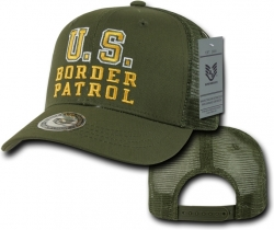 View Buying Options For The RapDom Border Patrol Back To The Basics Mesh Mens Cap