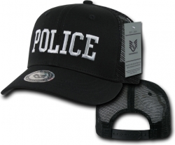 View Buying Options For The RapDom Police Back To The Basics Mesh Mens Cap