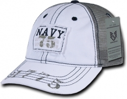 View Buying Options For The RapDom Navy Great Lake Vintage Mens Cap