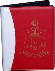 View Buying Options For The Kappa Alpha Psi Shield Padfolio