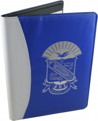 View Buying Options For The Phi Beta Sigma Shield Padfolio