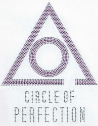 View Buying Options For The Circle of Perfection Studstone Heat Transfer