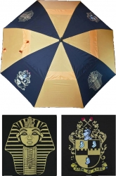 View Buying Options For The Alpha Phi Alpha Wind Resistant Auto Open Jumbo Umbrella