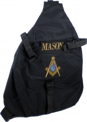 View Buying Options For The Mason Emblem Sling Backpack