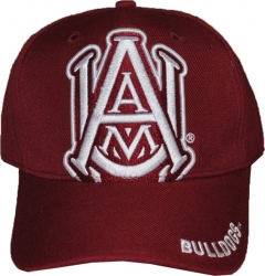 View Buying Options For The Alabama A&M Bulldogs Razor S5 Mens Cap