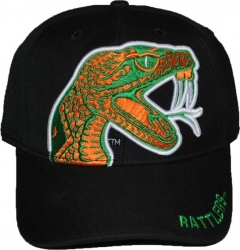View Buying Options For The Florida A&M Rattlers Razor S5 Mens Cap