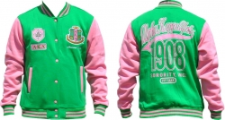 View Buying Options For The Alpha Kappa Alpha Divine 9 S3 Ladies Fleece Jacket