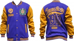 View Buying Options For The Omega Psi Phi Divine 9 S3 Mens Fleece Jacket