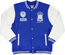 View Buying Options For The Phi Beta Sigma Divine 9 S3 Mens Fleece Jacket