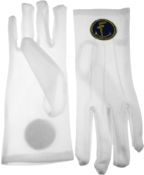 View Buying Options For The Two Ball Cane Emblem Ritual Gloves