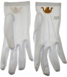 View Buying Options For The Daughters of Isis Emblem Ritual Gloves