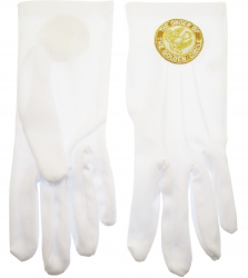 View Buying Options For The Order of the Golden Circle Emblem Ritual Gloves