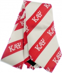 View Buying Options For The Kappa Alpha Psi Striped Mens Neck Tie