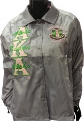 View Buying Options For The Alpha Kappa Alpha Ladies Crossing Line Jacket