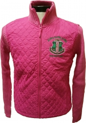 View Buying Options For The Alpha Kappa Alpha Ladies Sweater Jacket