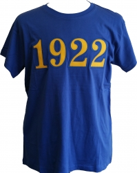 View Buying Options For The Sigma Gamma Rho 1922 Applique Ladies Tee