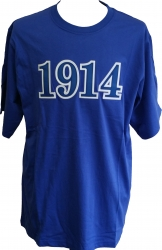View Buying Options For The Phi Beta Sigma 1914 Applique Mens Tee