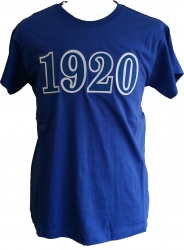 View Buying Options For The Zeta Phi Beta 1920 Applique Ladies Tee