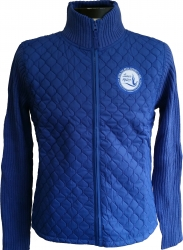 View Buying Options For The Zeta Phi Beta Ladies Sweater Jacket