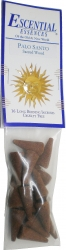 View Buying Options For The Escential Essences Palo Santo Incense Cone Pack [Pre-Pack]