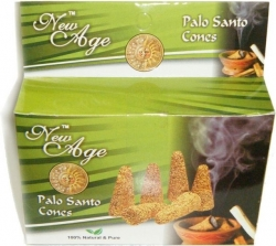 View Buying Options For The New Age Palo Santo Incense Cones [Pre-Pack]