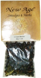 View Buying Options For The New Age Herbal Incense Bagged Juniper Berries [Pre-Pack]