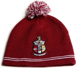 View Buying Options For The Kappa Alpha Psi Fraternity Mens Knit Beanie with Pompom