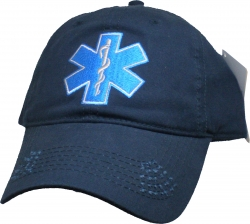 View Buying Options For The EMT Logo Distressed Bill Mens Cap