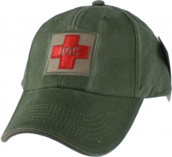 View Buying Options For The Doc Medic Cross Mens Cap