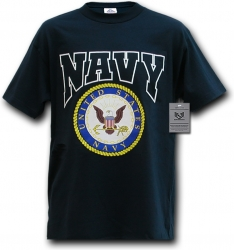 View Buying Options For The RapDom Navy American Made Mens Tee