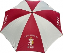 View Buying Options For The Kappa Alpha Psi Large/Jumbo Umbrella