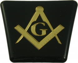 View Buying Options For The Mason Symbol Trailer Hitch Cover