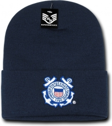 View Buying Options For The RapDom Coast Guard Military Long Cuff Mens Beanie