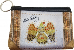 View Buying Options For The Elvis Presley Eagle Photo Ladies Coin Purse