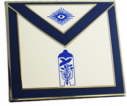 View Buying Options For The Masonic Junior Warden Apron Lodge Officer Lapel Pin