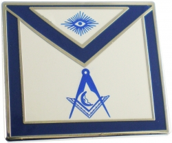 View Buying Options For The Masonic Junior Deacon Apron Lodge Officer Lapel Pin