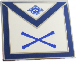 View Buying Options For The Masonic Marshal Apron Lodge Officer Lapel Pin