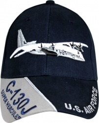 View Buying Options For The U.S. Air Force C-130J Super Hercules Mens Cap