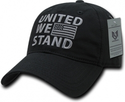 View Buying Options For The RapDom United We Stand USA Graphic Relaxed Mens Cap