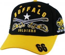 View Buying Options For The Buffalo Soldiers 2-Tone Mens Cap