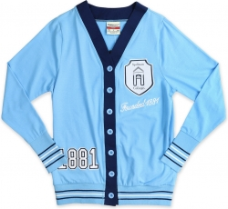 View Buying Options For The Spelman College S2 Light Weight Ladies Cardigan