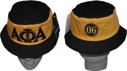 View Buying Options For The Alpha Phi Alpha Divine 9 S2 Mens Bucket Hat