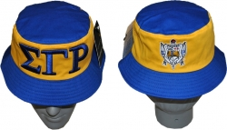 View Buying Options For The Sigma Gamma Rho Divine 9 S2 Ladies Bucket Hat