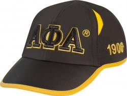 View Buying Options For The Alpha Phi Alpha Fraternity Featherlight Mens Cap