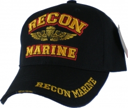 View Buying Options For The Recon Marine Wings Badge Mens Cap